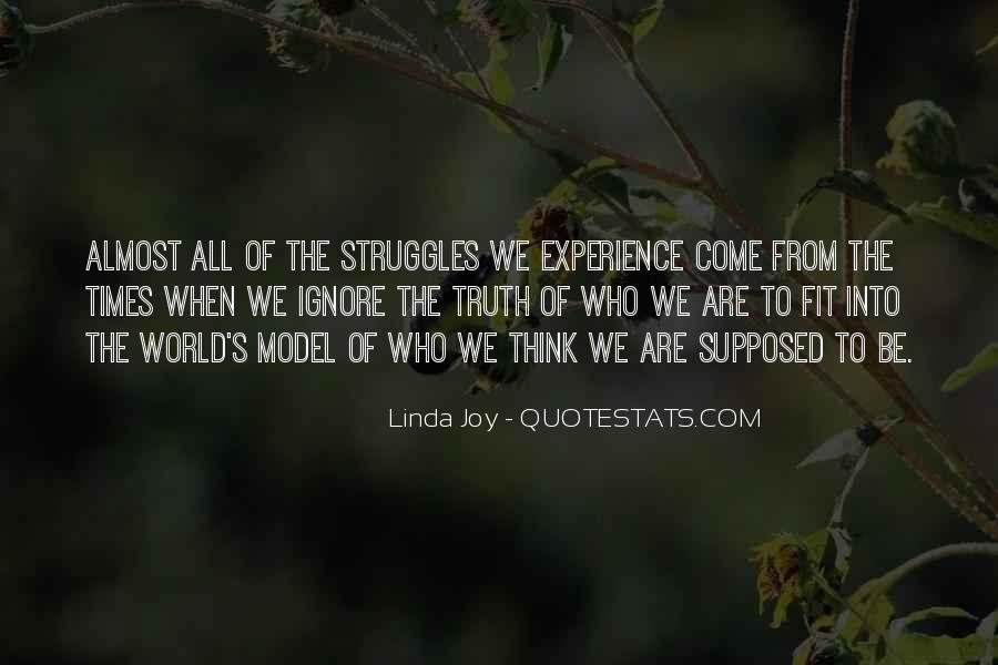 Quotes About Struggles #192563