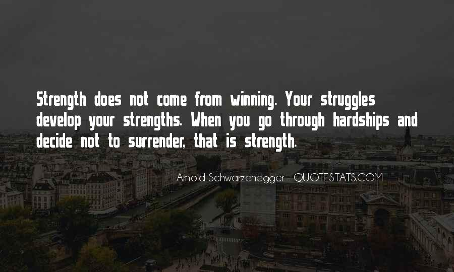 Quotes About Struggles #20401
