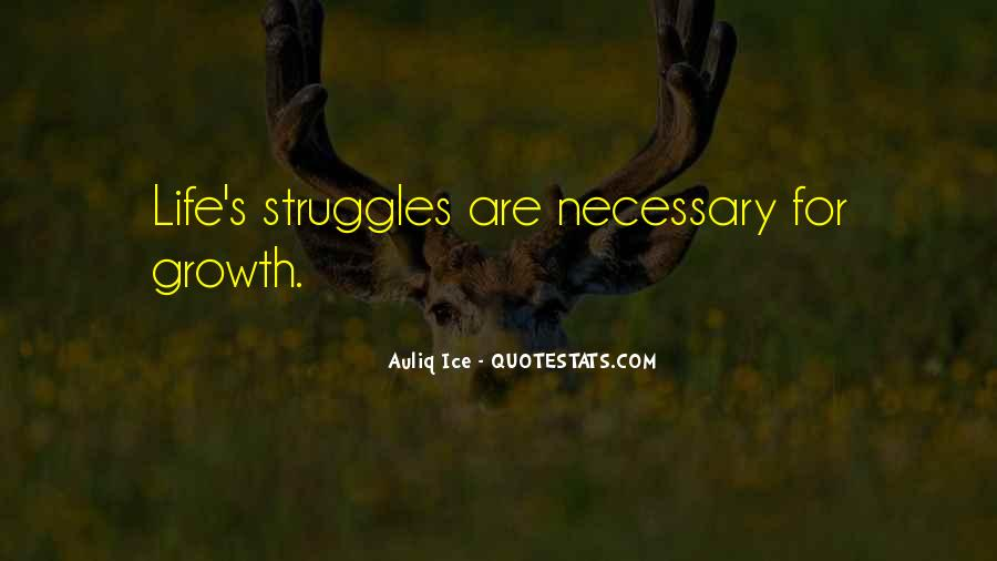 Quotes About Struggles #91608