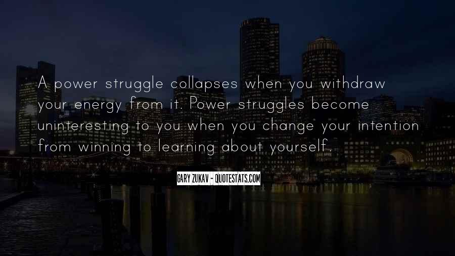 Quotes About Struggles #92429