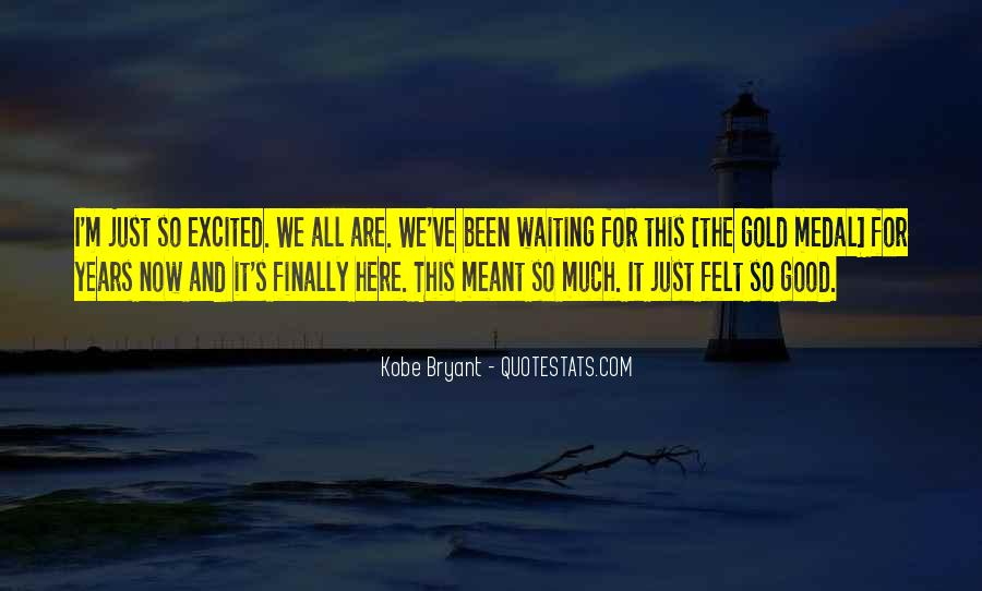 Quotes About Gold Medal #1034000