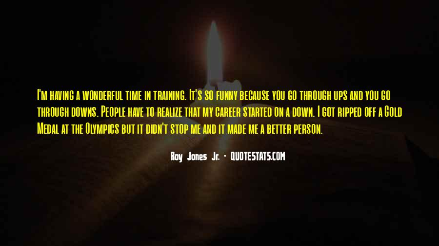 Quotes About Gold Medal #1112908