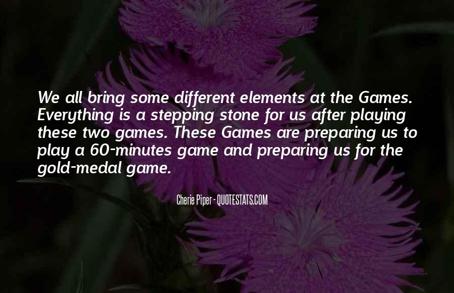 Quotes About Gold Medal #1155871