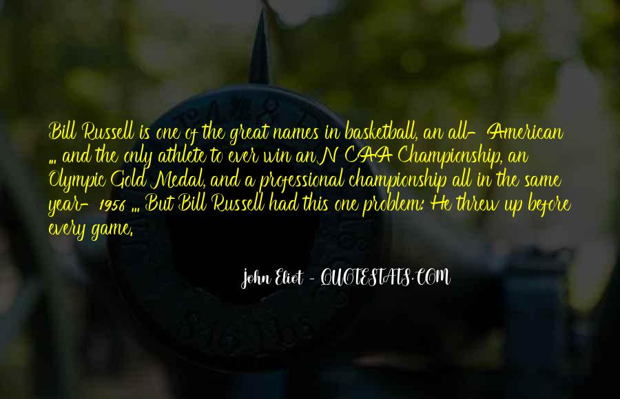 Quotes About Gold Medal #184416