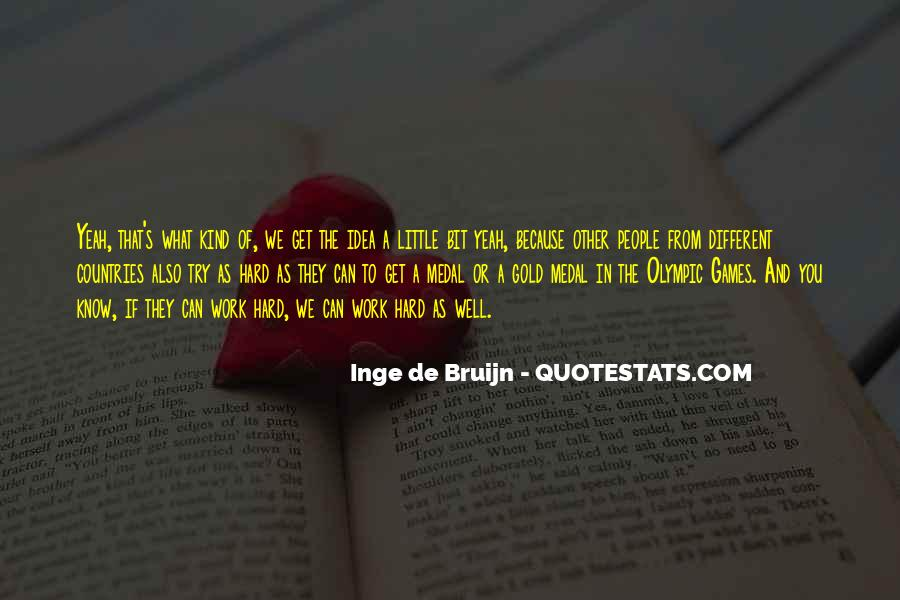 Quotes About Gold Medal #323552