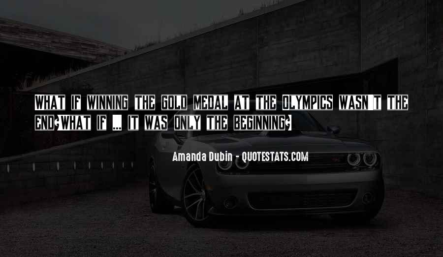 Quotes About Gold Medal #450983