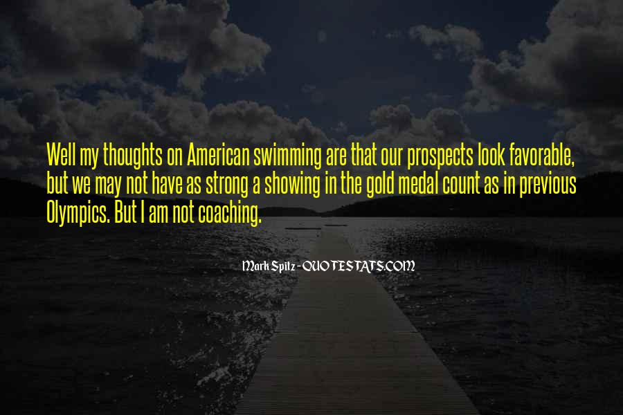 Quotes About Gold Medal #550666