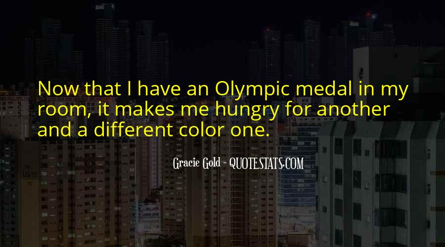 Quotes About Gold Medal #695428