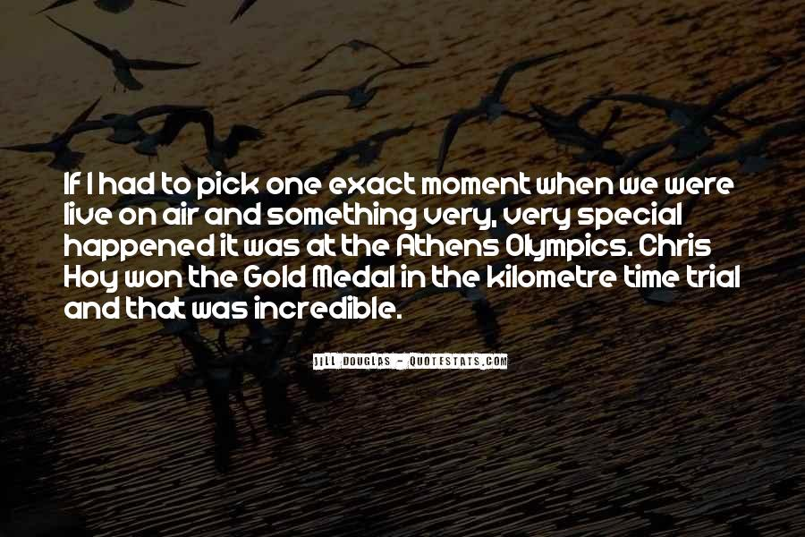Quotes About Gold Medal #718555