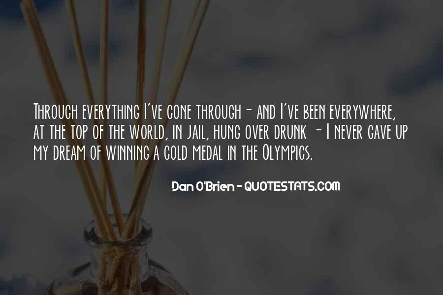 Quotes About Gold Medal #723271