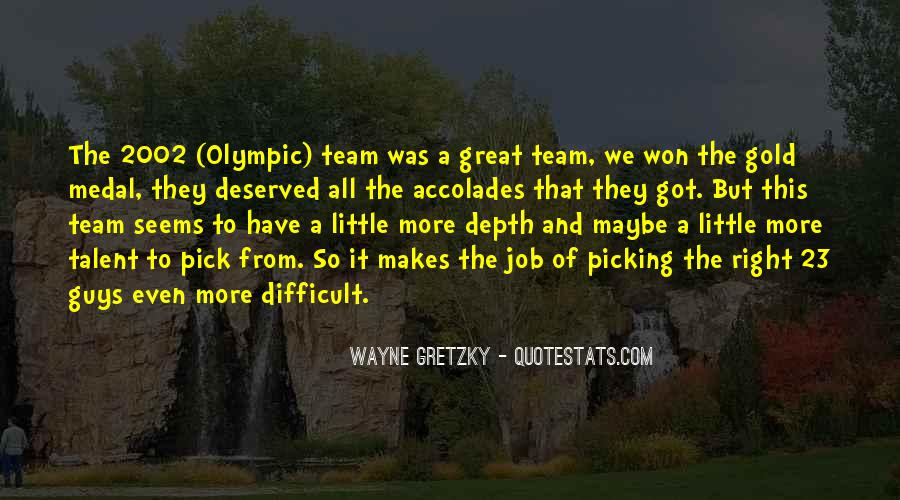 Quotes About Gold Medal #784752