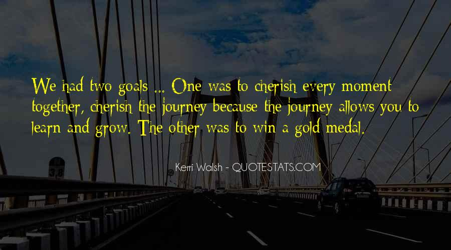 Quotes About Gold Medal #877326