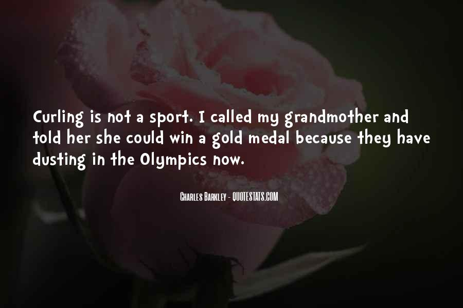 Quotes About Gold Medal #980297