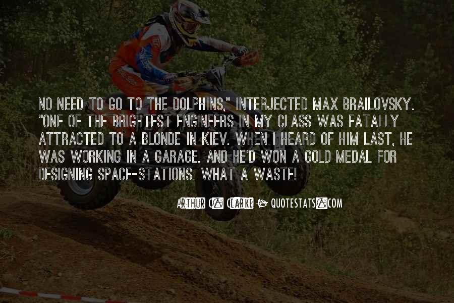 Quotes About Gold Medal #989371