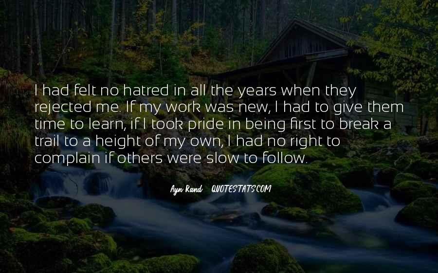 Quotes About Being Right All The Time #175415