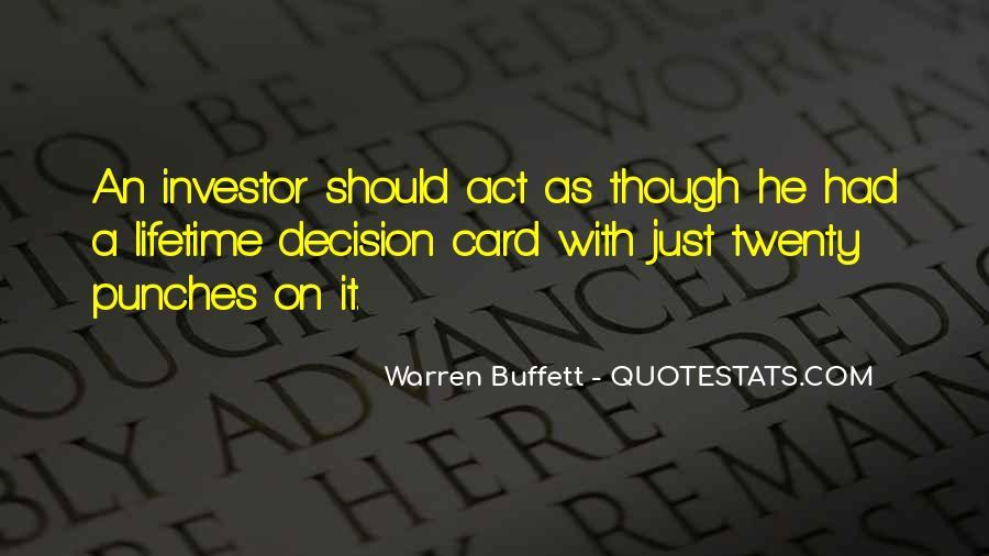 Quotes About Scenario Planning #402684