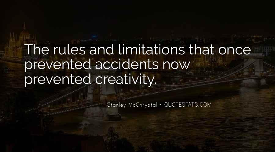 Quotes About Rules And Limitations #184873