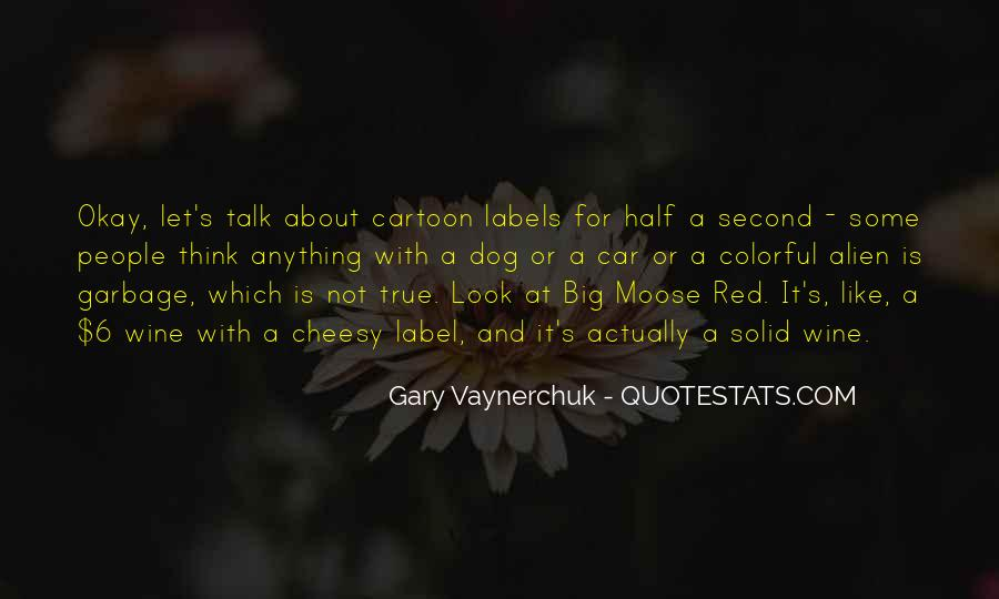 Quotes About Red Label #1382040