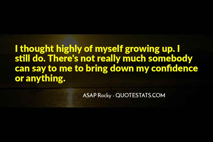 Quotes About Can't Bring Me Down #51759