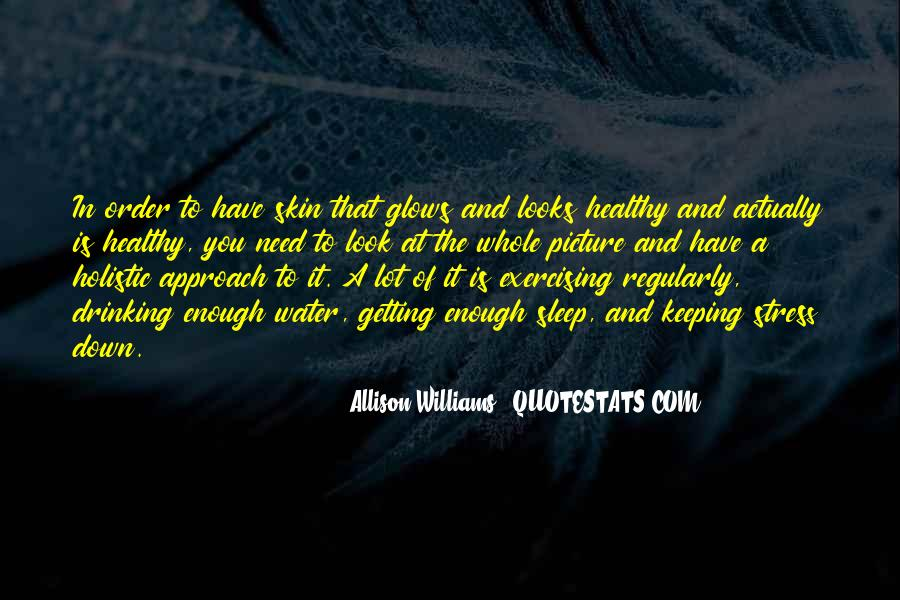 Quotes About Holistic Approach #131483