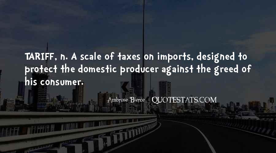 Quotes About Imports #1452265
