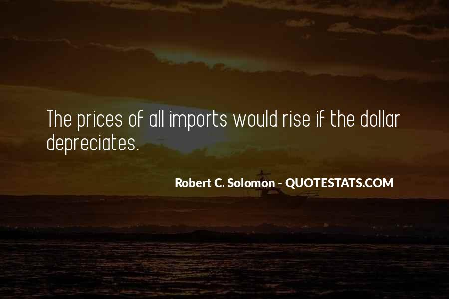 Quotes About Imports #193831