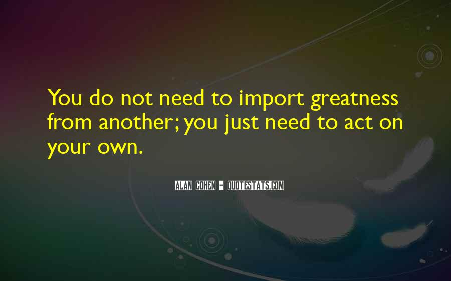 Quotes About Imports #270508