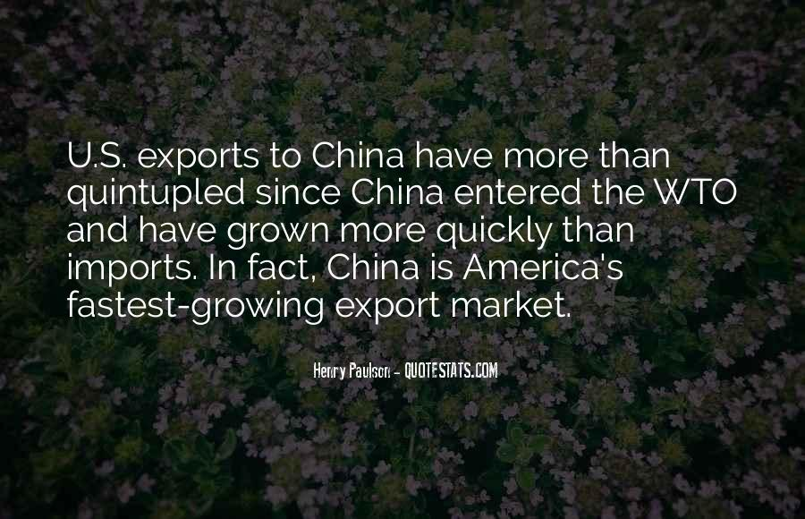Quotes About Imports #676639