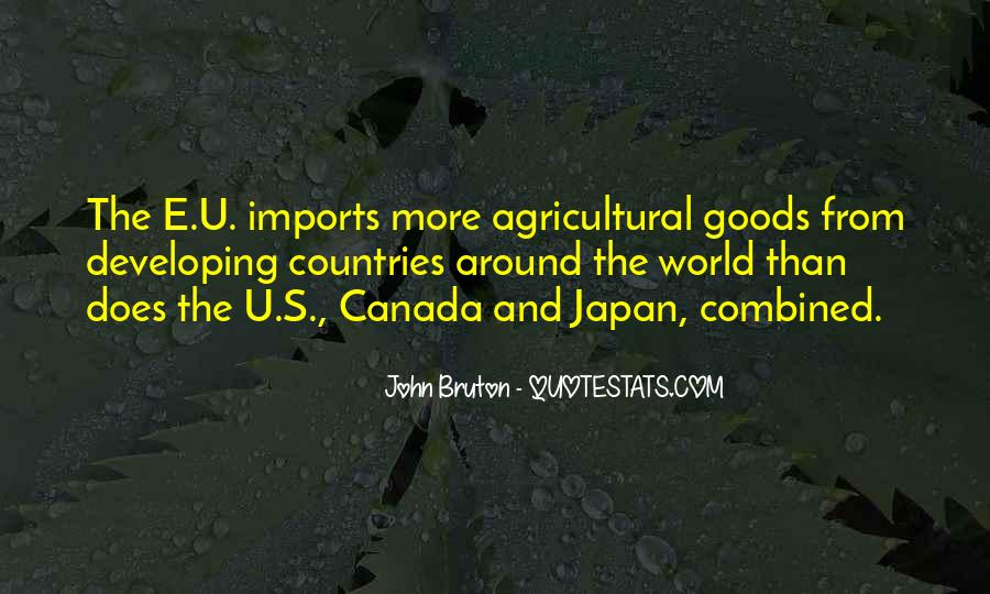 Quotes About Imports #782204