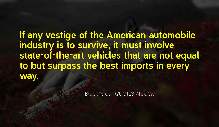 Quotes About Imports #794940