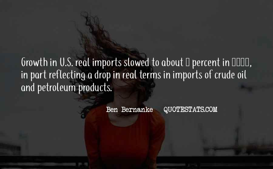 Quotes About Imports #872507