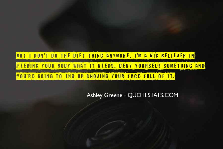 Quotes About Shoving It #1490165