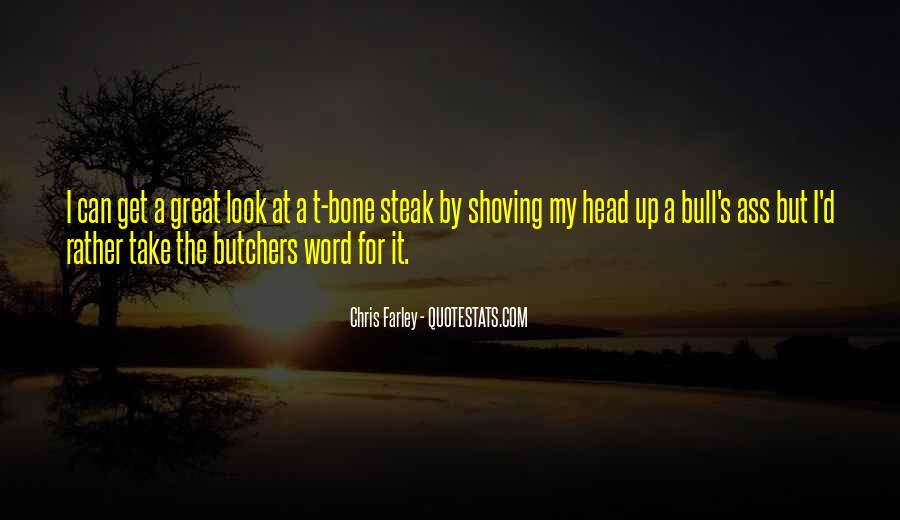 Quotes About Shoving It #159101