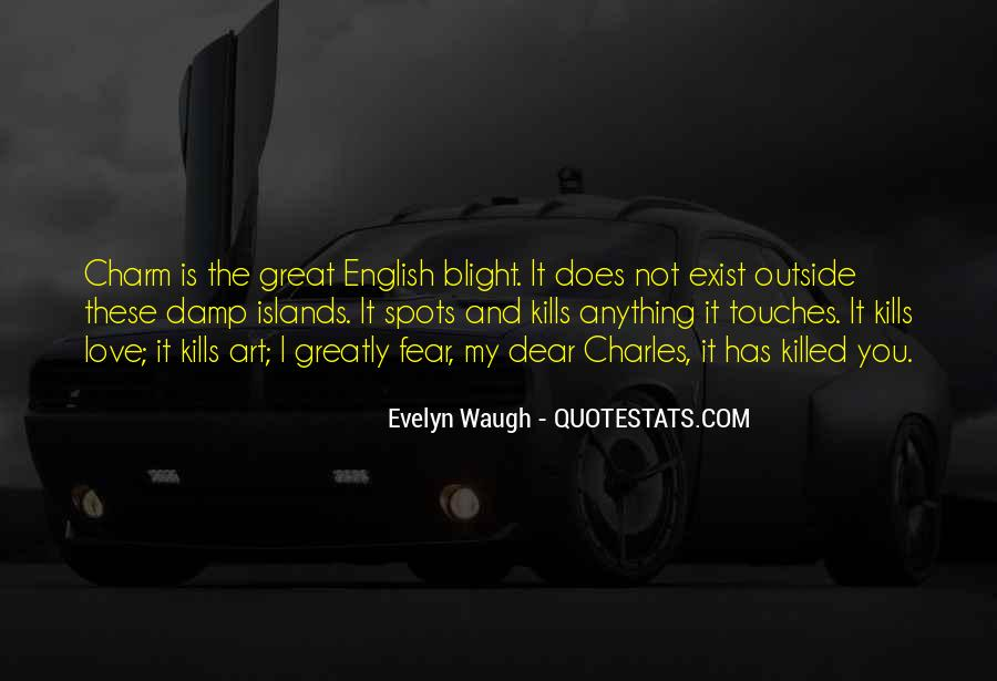 Quotes About Blight #1568632