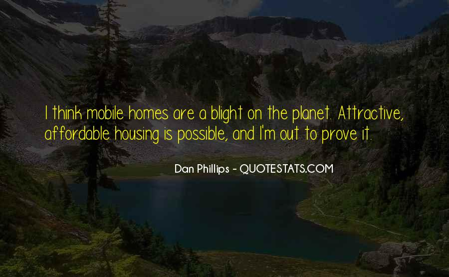 Quotes About Blight #298548