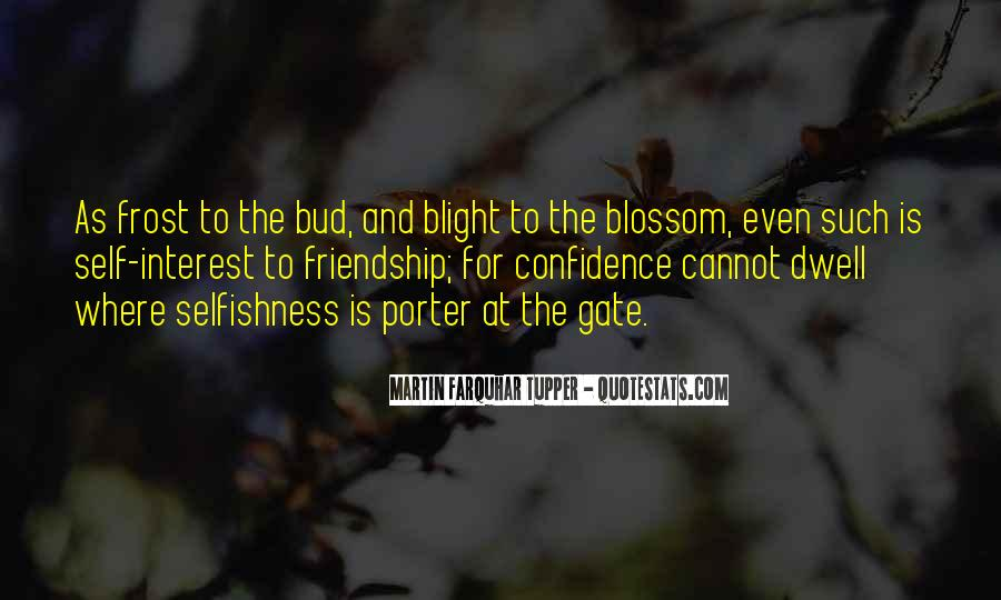 Quotes About Blight #449192