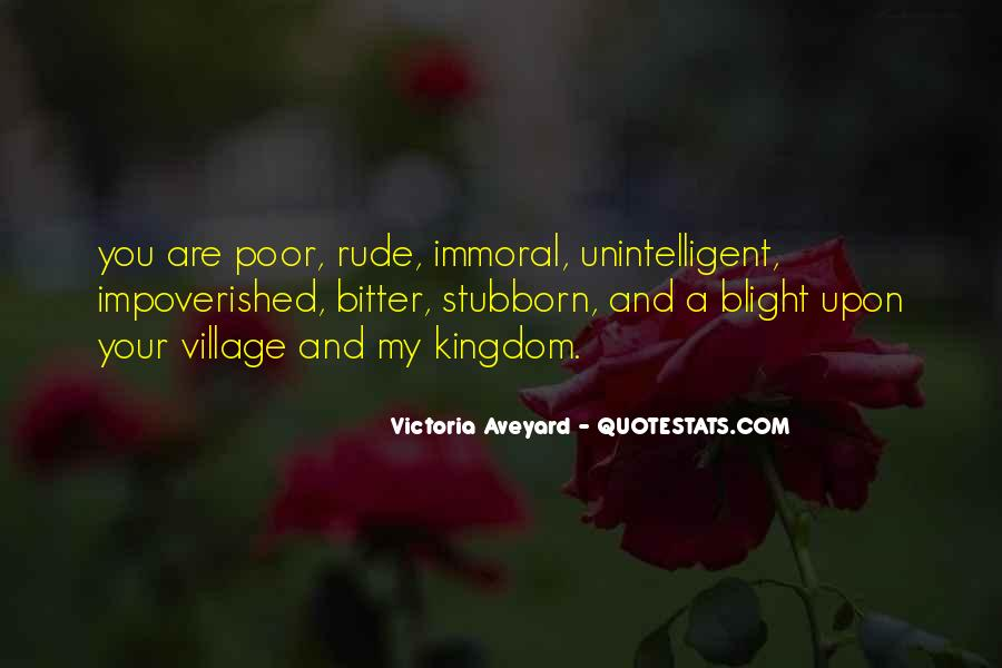 Quotes About Blight #485746