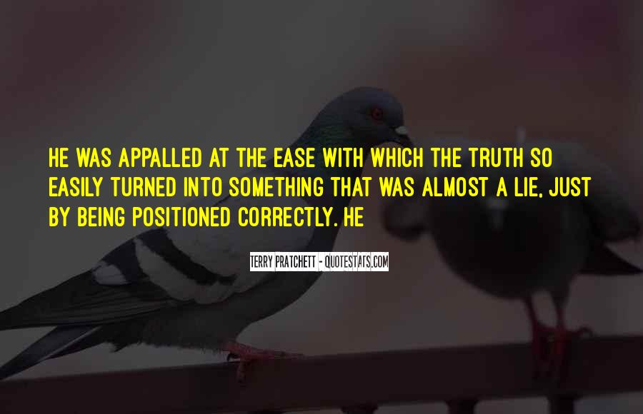 Quotes About Being Appalled #1161614