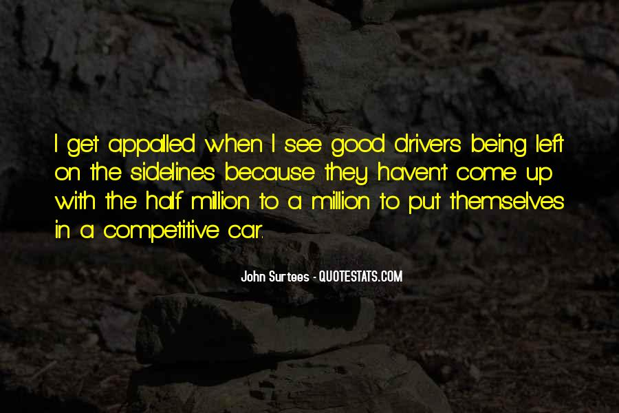 Quotes About Being Appalled #1615948