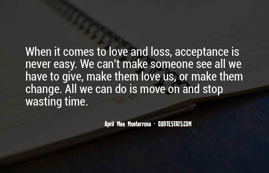 Quotes About Broken Love And Moving On #1195171