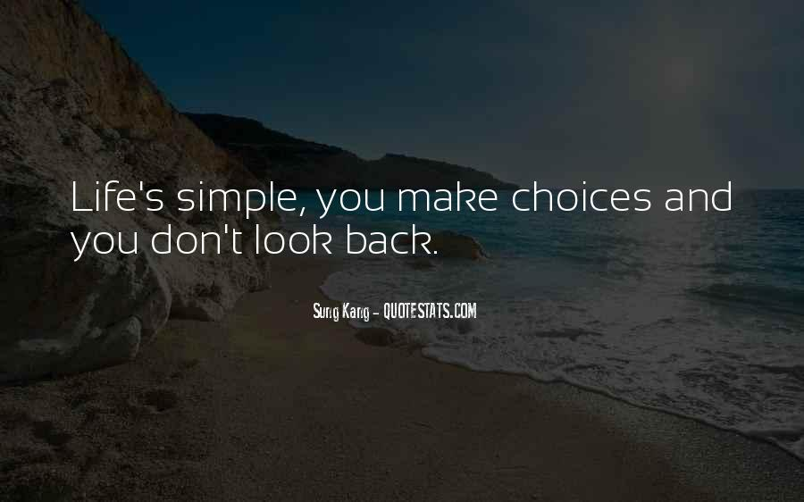 Quotes About Life Don't Look Back #132484