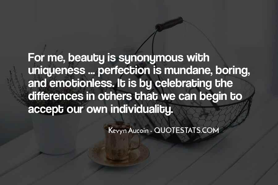 Quotes About Celebrating Our Differences #1702928