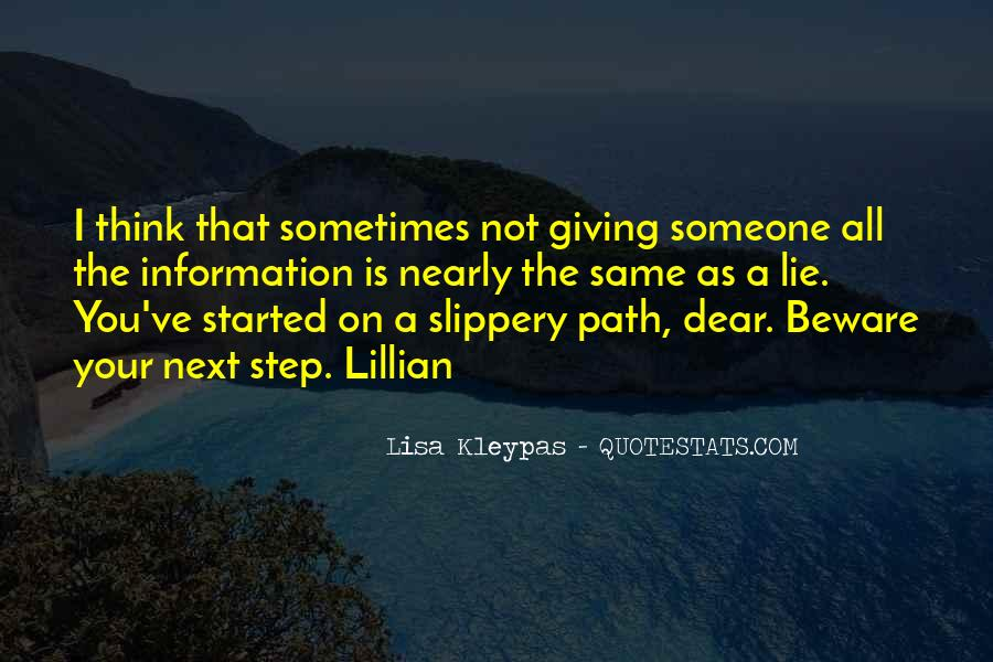 Quotes About Giving Someone Your All #1199551