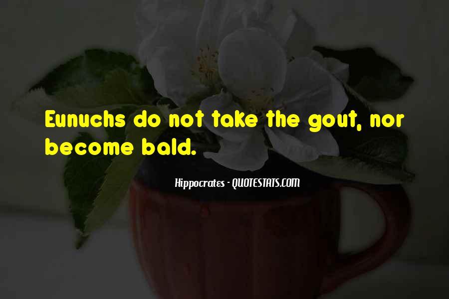 Quotes About Eunuchs #1329414