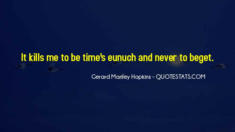 Quotes About Eunuchs #1590224