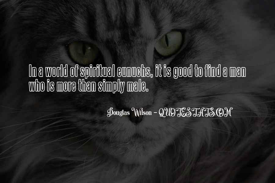 Quotes About Eunuchs #1864115