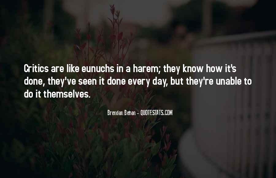 Quotes About Eunuchs #509139