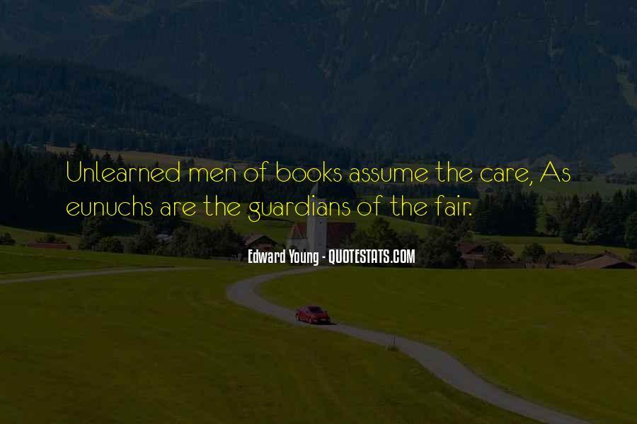 Quotes About Eunuchs #609968