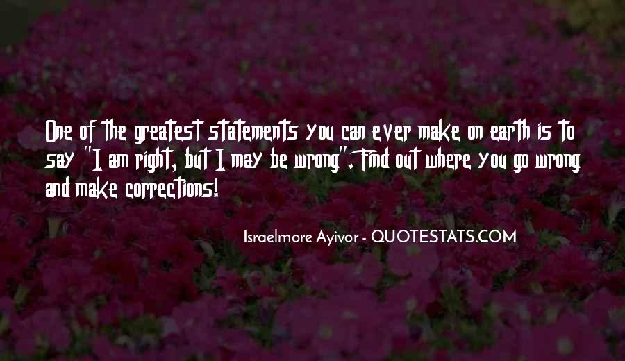 Quotes About Mistakes And Errors #609256