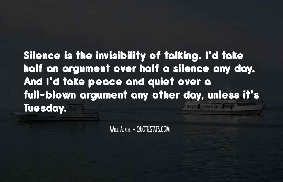 Quotes About Speaking And Silence #1821391